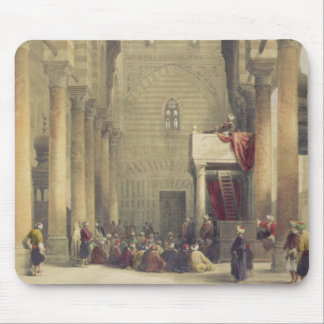 Interior of the Mosque of the Metwalys, Cairo, fro Mouse Pad