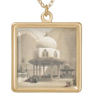 Interior of the Mosque of the Sultan El Ghoree, Ca Custom Jewelry