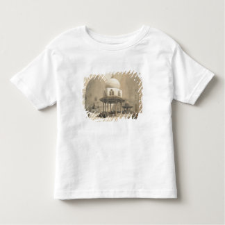 Interior of the Mosque of the Sultan El Ghoree, Ca Toddler T-shirt
