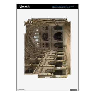 Interior of the Palace Madura plate XV from Ori iPad 3 Decal