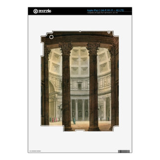 Interior of the Pantheon Rome from Le Costume A Skins For iPad 3