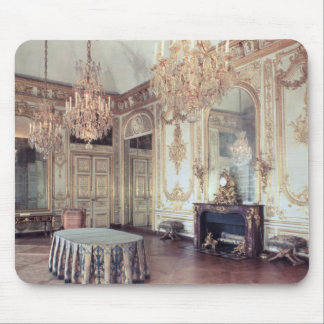 Interior of the Salle du Conseil  1701-55 Mouse Pad