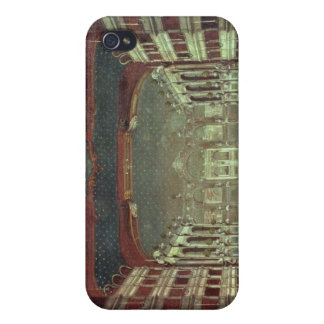 Interior of the San Samuele Theatre, Venice Covers For iPhone 4