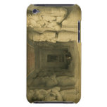 """Interior of the Temple of Abu Simbel, from """"Egypt iPod Case-Mate Case"""