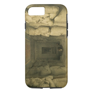 """Interior of the Temple of Abu Simbel, from """"Egypt iPhone 7 Case"""