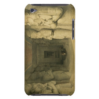 """Interior of the Temple of Abu Simbel, from """"Egypt iPod Touch Case-Mate Case"""