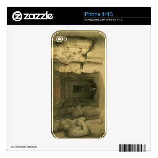 """Interior of the Temple of Abu Simbel, from """"Egypt Skin For The iPhone 4S"""