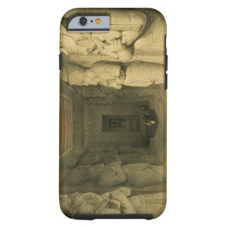 """Interior of the Temple of Abu Simbel, from """"Egypt Tough iPhone 6 Case"""