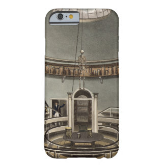 Interior of the Theatre of Anatomy, Cambridge, fro Barely There iPhone 6 Case