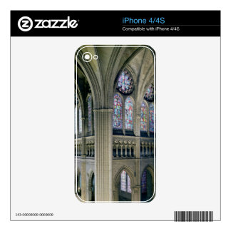 Interior of the transept crossing, consecrated 121 decals for iPhone 4