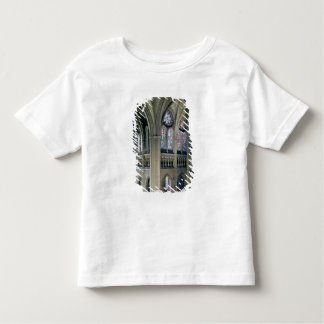 Interior of the transept crossing, consecrated 121 toddler t-shirt