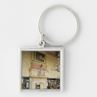 Interior of the Venetian Drawing Room Keychain