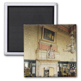 Interior of the Venetian Drawing Room Magnet