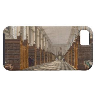 Interior of Trinity College Library, Cambridge, fr iPhone SE/5/5s Case
