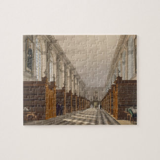 Interior of Trinity College Library, Cambridge, fr Jigsaw Puzzles