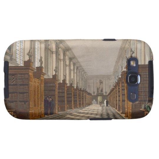 Interior of Trinity College Library, Cambridge, fr Samsung Galaxy S3 Cover