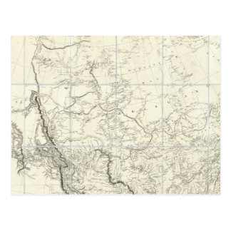 Interior Parts of North America Postcard