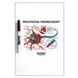 Interior practicante del neurólogo (sinapsis de la pizarras