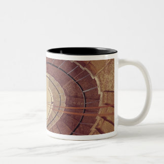 Interior staircase, 1560-61 Two-Tone coffee mug