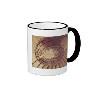 Interior staircase, 1560-61 ringer coffee mug