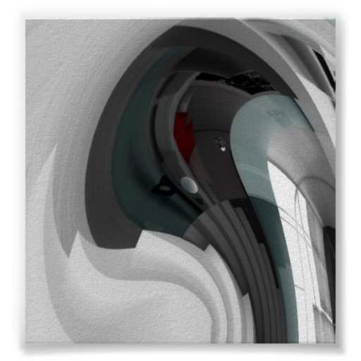 Interior Swirls Print