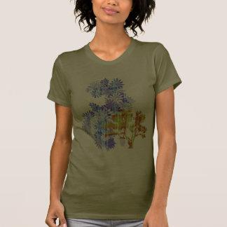Interior tartán camisetas