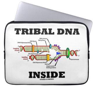 Interior tribal de la DNA (réplica de la DNA) Fundas Ordendadores