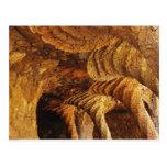 Interior vault (stone) postcard