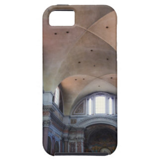 Interior view of Santa Maria degli Angeli in iPhone SE/5/5s Case