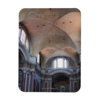 Interior view of Santa Maria degli Angeli in Magnet