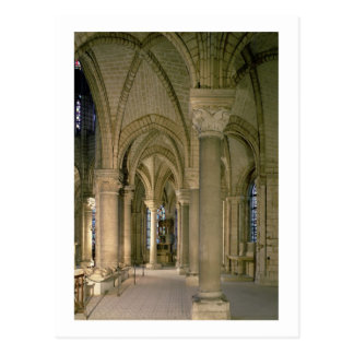 Interior view of the ambulatory (photo) post cards