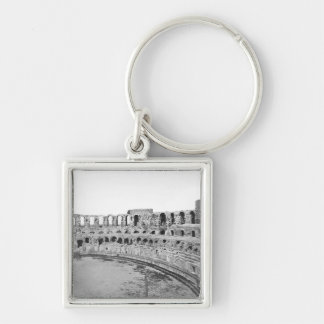 Interior view of the amphitheatre key chains