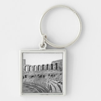 Interior view of the amphitheatre keychains