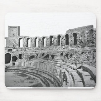Interior view of the amphitheatre mouse pad