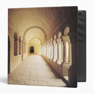 Interior view of the cloister, founded in 1148 vinyl binder