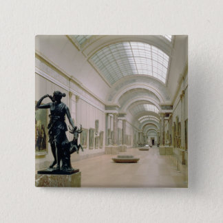 Interior view of the Grande Galerie Button