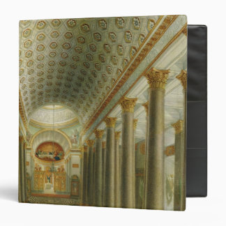 Interior view of the Kazan Cathedral Binder