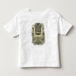 Interior view of the octagonal Chigi Chapel Toddler T-shirt