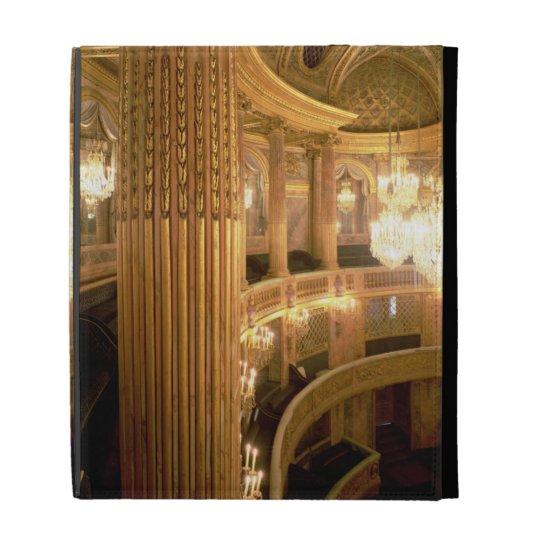 Interior view of the Opera House looking towards t iPad Folio Case