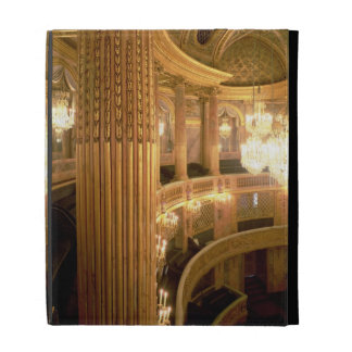 Interior view of the Opera House looking towards t iPad Folio Cases