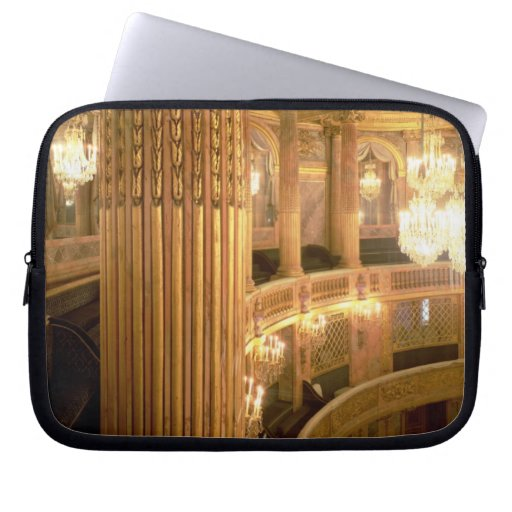 Interior view of the Opera House looking towards t Computer Sleeves