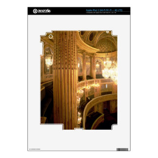 Interior view of the Opera House looking towards t iPad 3 Skin