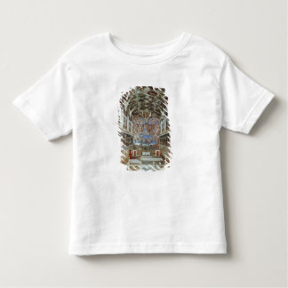 Interior view of the Sistine Chapel Toddler T-shirt