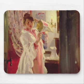 Interior with the Artist's Wife, 1889 Mouse Pad