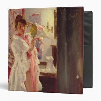 Interior with the Artist's Wife, 1889 Vinyl Binders