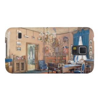Interiores de Edward Petrovich de la pequeña ermit Carcasas Para Galaxy S5