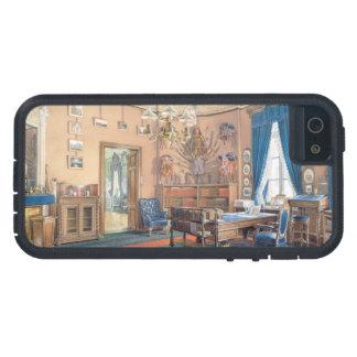 Interiores de Edward Petrovich de la pequeña ermit iPhone 5 Case-Mate Carcasa