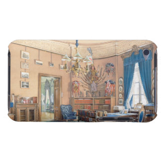 Interiores de Edward Petrovich de la pequeña ermit Barely There iPod Funda
