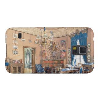 Interiores de Edward Petrovich de la pequeña ermit Fundas Para Galaxy S5