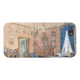Interiores de Edward Petrovich de la pequeña ermit iPhone 5 Cobertura